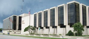 Sanford Florida Courthouse. Photo courtesy Georgia Guerci by wikicommons
