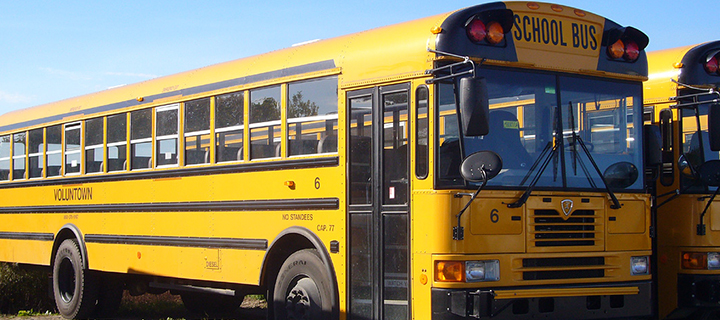 School Bus. Photo courtesy Wikimedia Commons