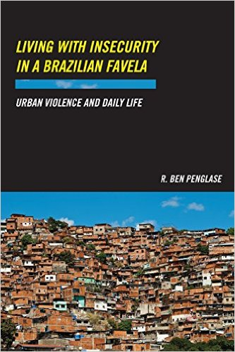 Living in a Rio de Janeiro Favela