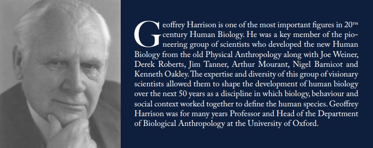 Call for Nominations: Geoffrey Harrison Prize Lecture 2017