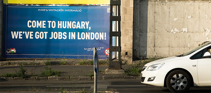 Advertising Populism in Hungary