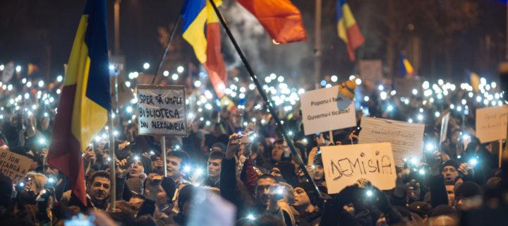 """Class Politics and Romania's """"White Revolution"""""""