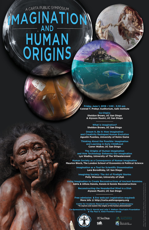 Imagination and Human Origins Webcast
