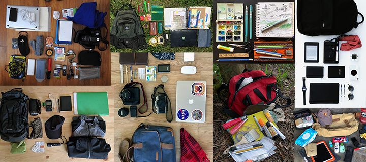 What's in Your Bag, Anthropologists?