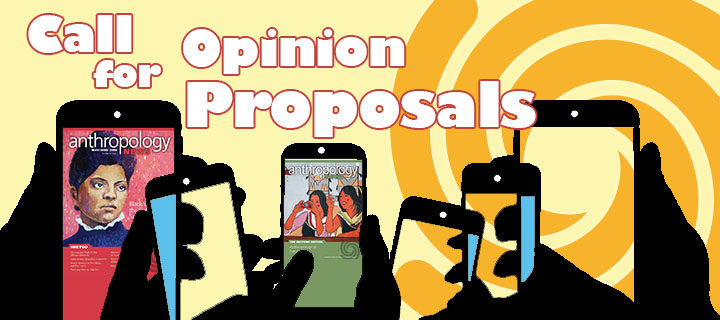 Call for 2019 Opinion Columnists!