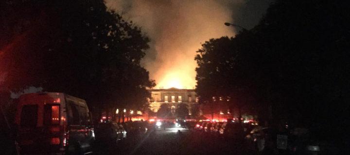 Brazil's National Museum Fire