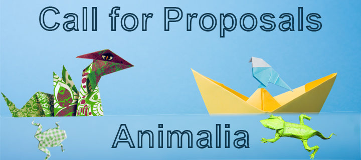 Call for Proposals: Animalia