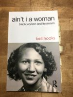 Cover book of 'ain't I a woman' by Bell Hooks