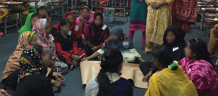 Bangladesh Garment Workers Strike