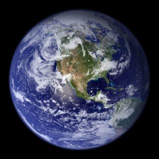 The Blue Marble. NASA / PD-Gov
