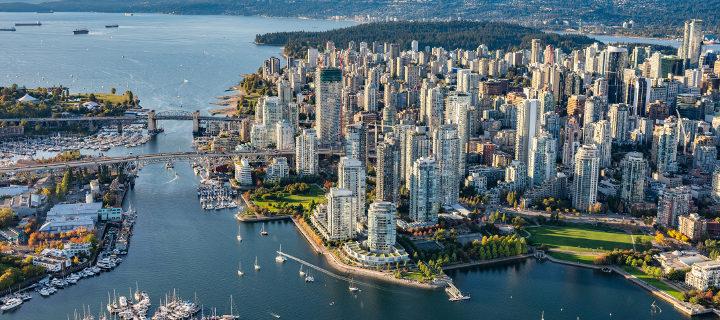 Bienvenue/Welcome to Vancouver