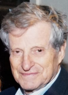 Headshot of Joel Halpern