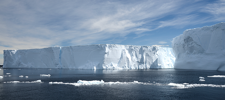 Scientists Predict the Future for Antarctic Ice