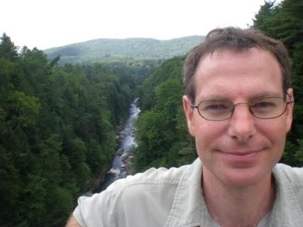 Photograph of Jeffrey Juris