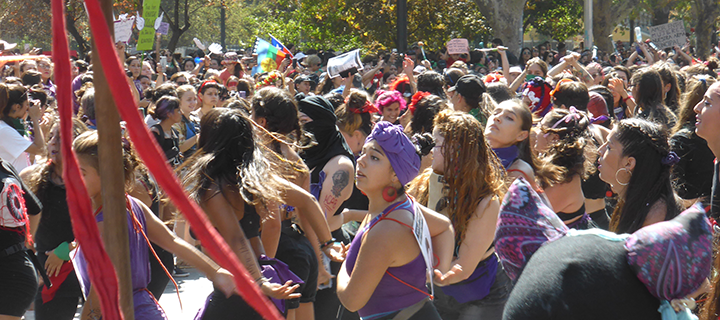 Feminist Hopes for Chile's Future