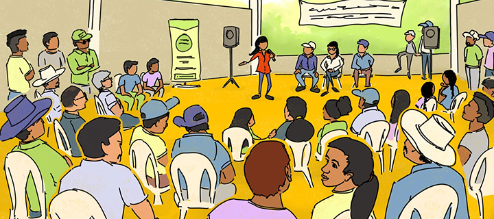 Government Peace Pedagogy in Colombia