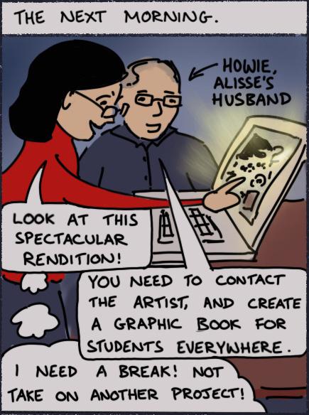 Box 3 of the comic strip