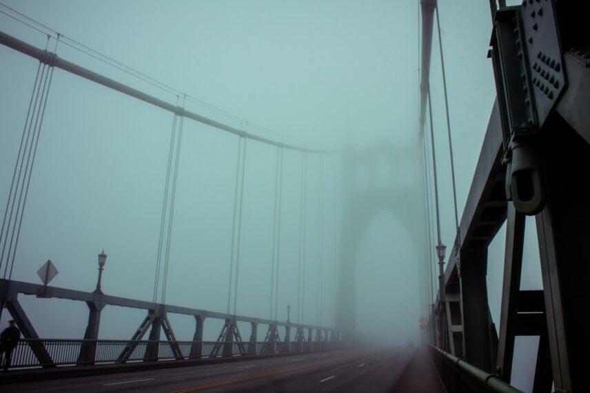 Photograph of a bridge